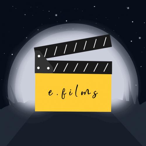E . FILMS (Show reel Logo)